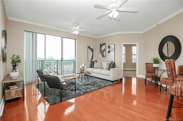 300 W 5th Street #649, Charlotte, NC 28202 (#3652963) :: DK Professionals Realty Lake Lure Inc.
