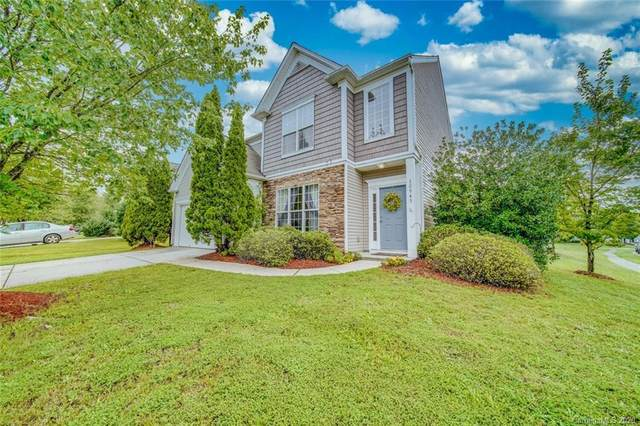 10945 Claude Freeman Drive, Charlotte, NC 28262 (#3652982) :: Miller Realty Group