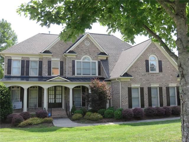 10109 Coley Drive, Huntersville, NC 28078 (#3653024) :: Rinehart Realty