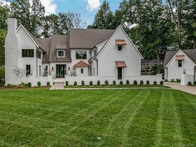 4000 Columbine Circle, Charlotte, NC 28211 (#3653098) :: Caulder Realty and Land Co.