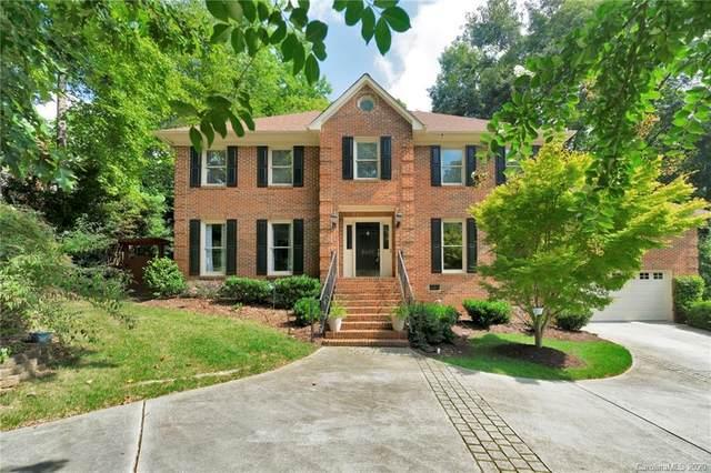 9409 Raintree Lane, Charlotte, NC 28277 (#3653250) :: Rinehart Realty