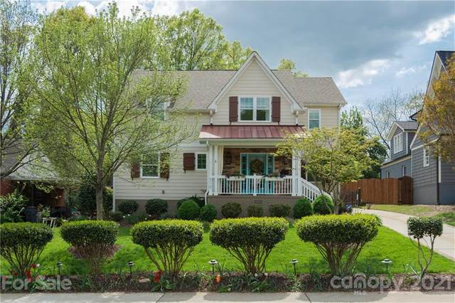516 Mcdonald Avenue, Charlotte, NC 28203 (#3653293) :: LePage Johnson Realty Group, LLC
