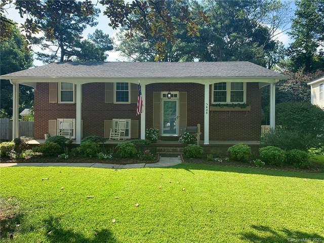 5408 Venado Street, Charlotte, NC 28215 (#3653297) :: High Performance Real Estate Advisors