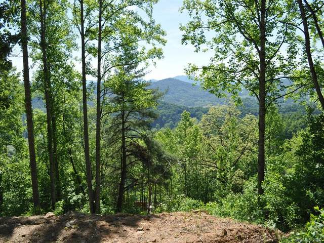 Lot 122 Charlottes Peak Ridge, Waynesville, NC 28785 (#3653312) :: Keller Williams South Park