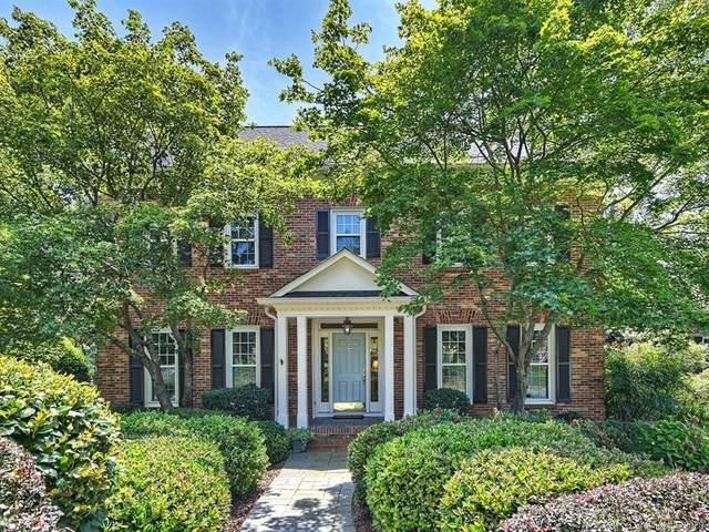 8301 Merrimack Court, Charlotte, NC 28210 (#3653354) :: Johnson Property Group - Keller Williams