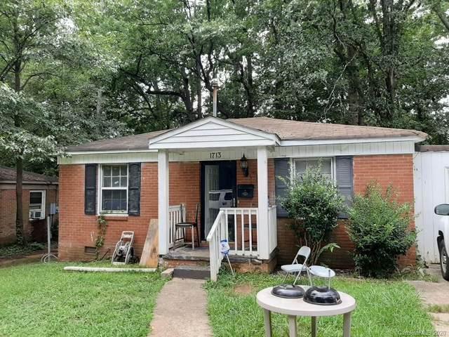 1713 Mcdonald Street, Charlotte, NC 28216 (#3653549) :: Rinehart Realty