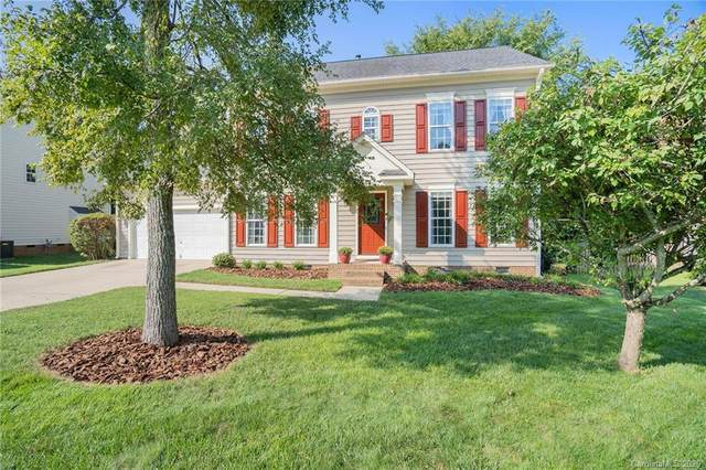3818 Waters Reach Lane, Indian Trail, NC 28079 (#3653564) :: Rinehart Realty
