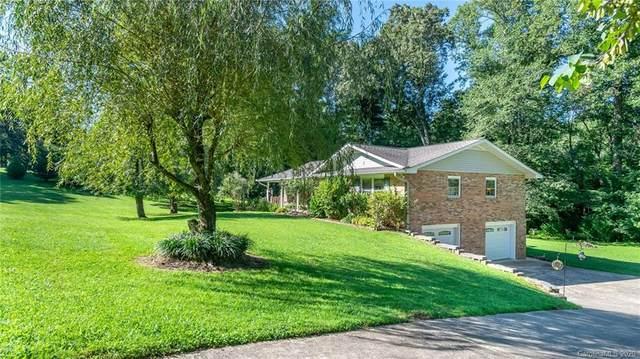 308 Sunset Drive, Hendersonville, NC 28791 (#3653785) :: Rinehart Realty