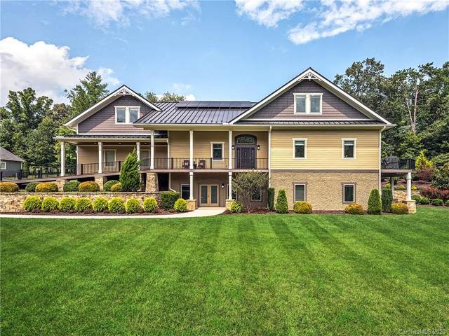 7 Green Laurel Trail, Fletcher, NC 28732 (#3653903) :: Love Real Estate NC/SC