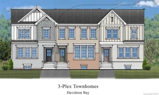 518 Amalfi Drive #49, Davidson, NC 28036 (#3653994) :: Mossy Oak Properties Land and Luxury
