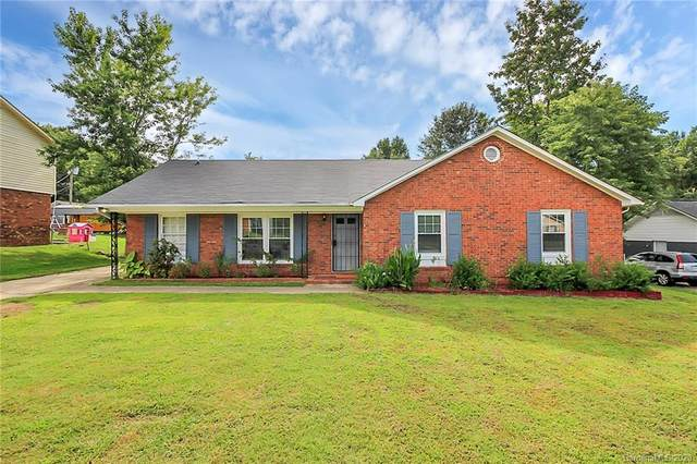 8201 Idlewild Road #22, Indian Trail, NC 28079 (#3654070) :: Rinehart Realty