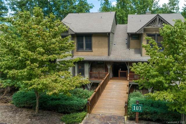 103 Southshore Drive C-3/Bldg B-3, Tuckasegee, NC 28783 (#3654082) :: Stephen Cooley Real Estate Group