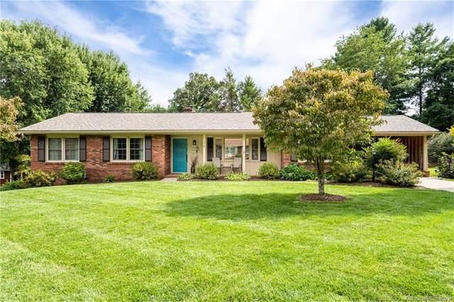 20 Campbell Circle, Asheville, NC 28803 (#3654162) :: Rinehart Realty