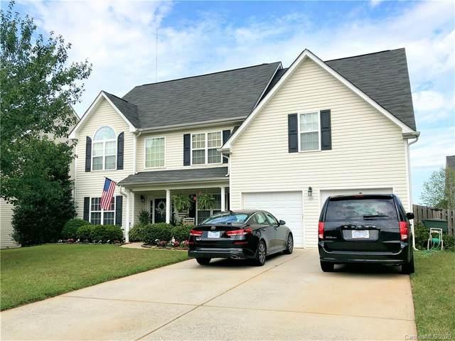 135 Elba Drive, Mooresville, NC 28115 (#3654177) :: Rinehart Realty