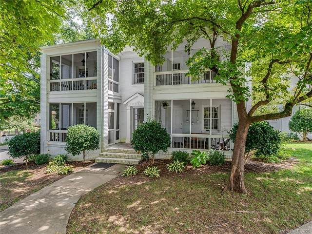124 N Laurel Avenue #4, Charlotte, NC 28207 (#3654181) :: DK Professionals Realty Lake Lure Inc.