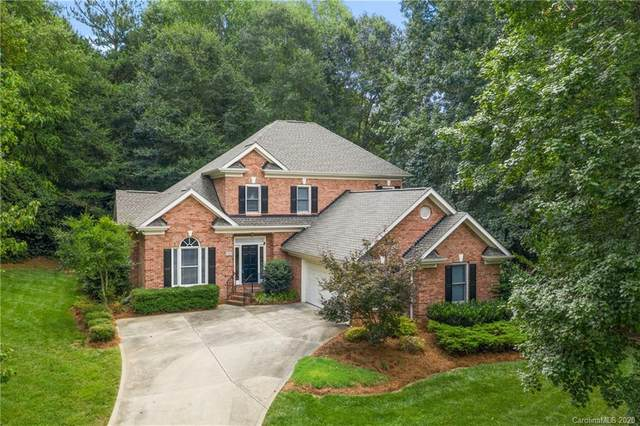 3923 Mountain Cove Drive, Charlotte, NC 28216 (#3654245) :: Rinehart Realty