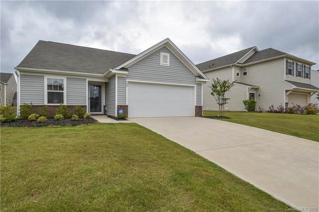 180 Hidden Lakes Road, Statesville, NC 28677 (#3654309) :: Premier Realty NC