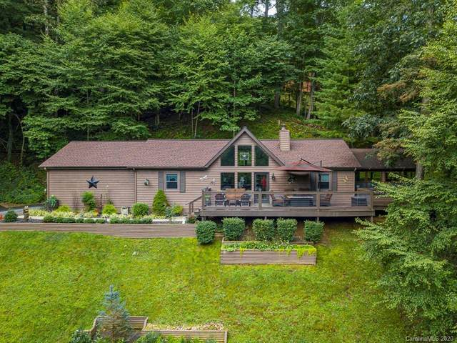 14 Bellewood Drive, Maggie Valley, NC 28751 (#3654349) :: Johnson Property Group - Keller Williams