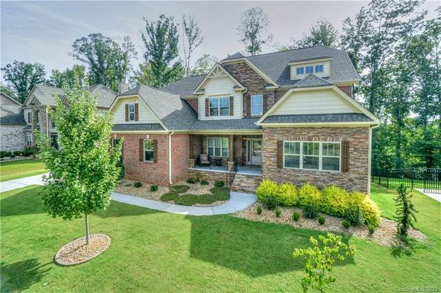 15318 Guthrie Drive, Huntersville, NC 28078 (#3654378) :: LePage Johnson Realty Group, LLC