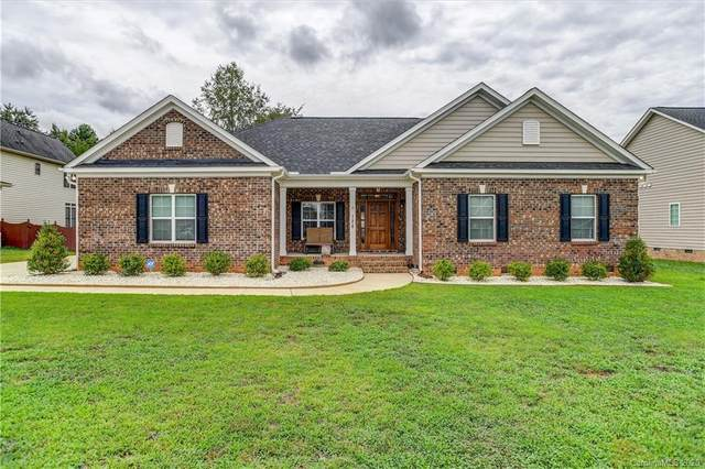 128 Coral Rutledge Drive, Mount Holly, NC 28120 (#3654387) :: High Performance Real Estate Advisors