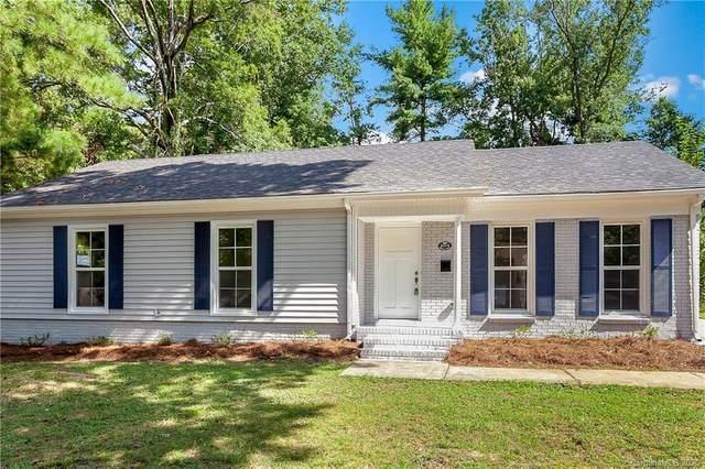5215 Delivau Drive, Charlotte, NC 28215 (#3654419) :: Stephen Cooley Real Estate Group