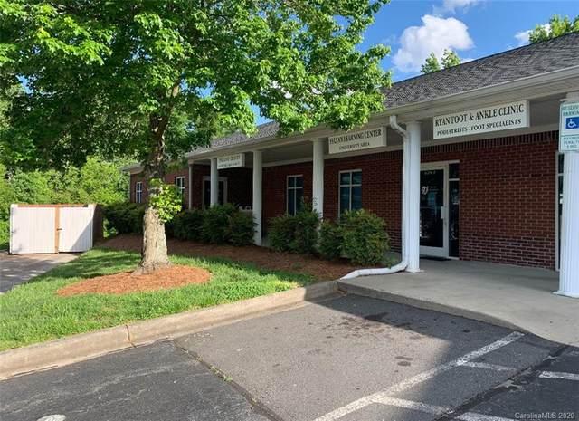 8310 Medical Plaza Dr Unit F,G Drive, Charlotte, NC 28262 (#3654546) :: High Performance Real Estate Advisors