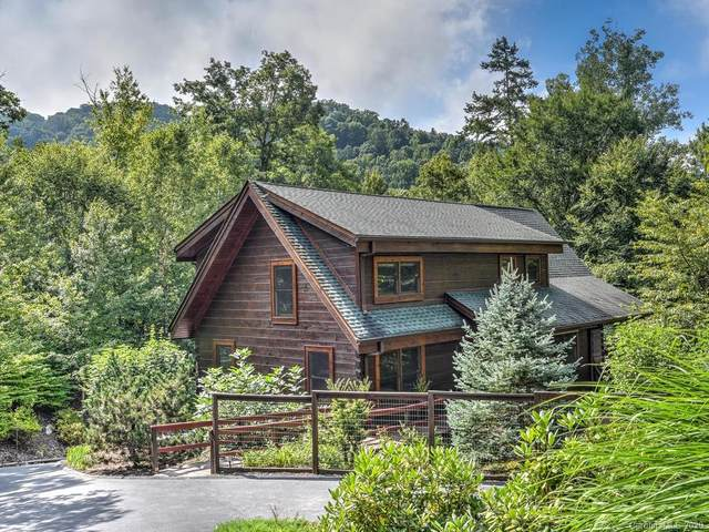 210 Chisel Rock Way, Weaverville, NC 28787 (#3654547) :: DK Professionals Realty Lake Lure Inc.
