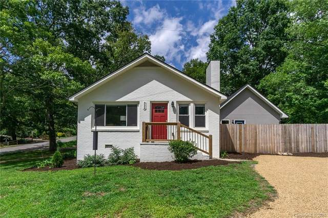 324 and 326 Mccoy Cove Road Two Houses, Black Mountain, NC 28711 (#3654607) :: Keller Williams Professionals