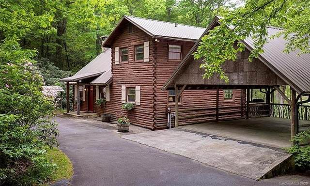 360 Cherokee Trace #53, Lake Toxaway, NC 28747 (#3654663) :: Stephen Cooley Real Estate Group