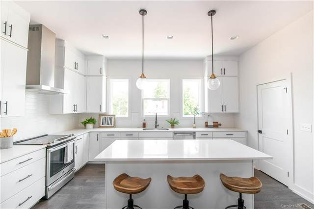 1207 E 36th Street #2, Charlotte, NC 28205 (#3654699) :: The Downey Properties Team at NextHome Paramount