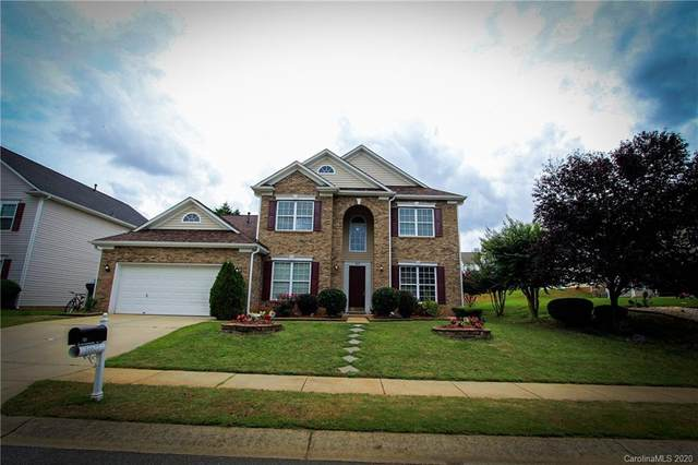 16627 Buchannon Corner Drive, Charlotte, NC 28213 (#3654711) :: Keller Williams South Park