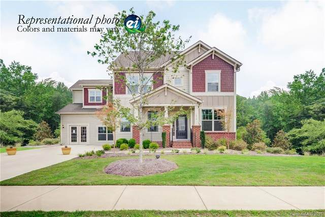 15632 Queens Trail Drive Lot 209, Davidson, NC 28036 (#3654785) :: DK Professionals Realty Lake Lure Inc.