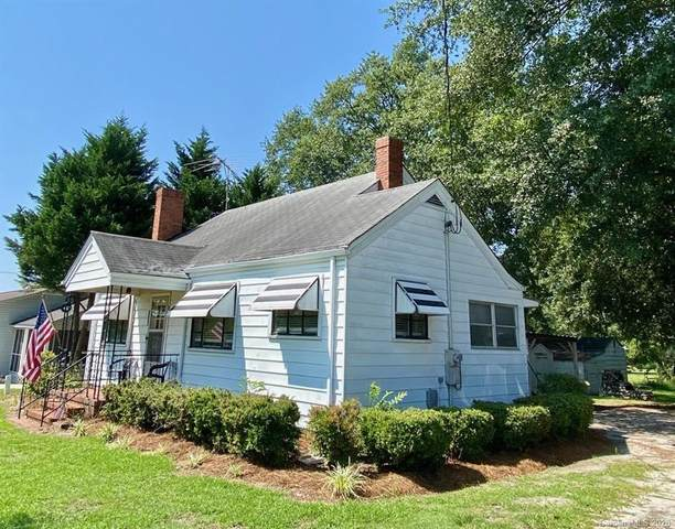 306 S Maple Street, Pageland, SC 29728 (#3654826) :: Stephen Cooley Real Estate Group