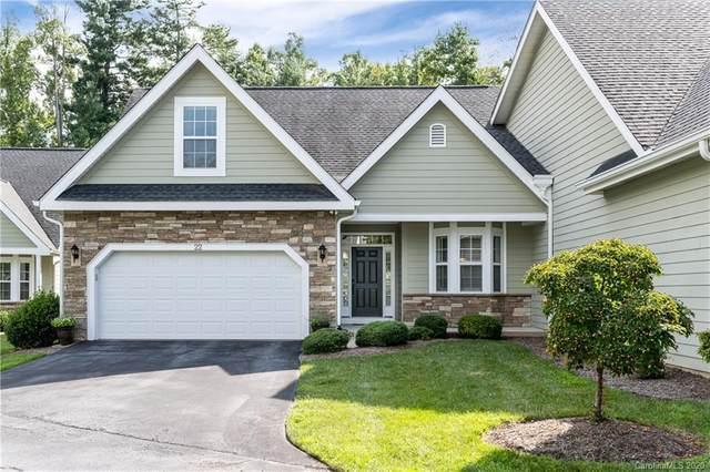 22 Chatham Path, Hendersonville, NC 28791 (#3654896) :: Johnson Property Group - Keller Williams