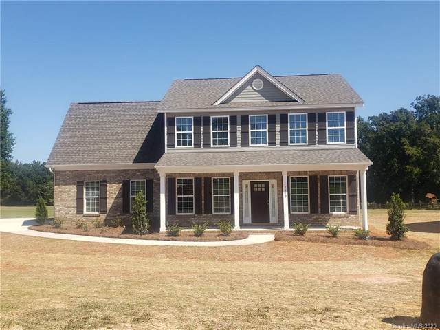 7819 Stinson Hartis Road, Indian Trail, NC 28079 (#3654905) :: Ann Rudd Group