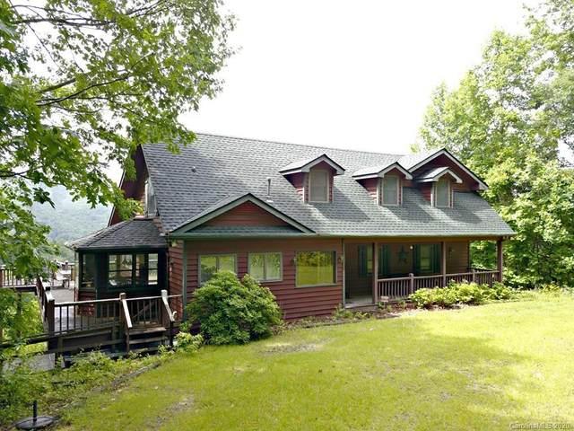 1075 Taylor Creek Road, Cullowhee, NC 28723 (#3654931) :: Carlyle Properties