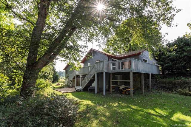 81 Old Mars Hill Highway, Weaverville, NC 28787 (#3654941) :: LePage Johnson Realty Group, LLC