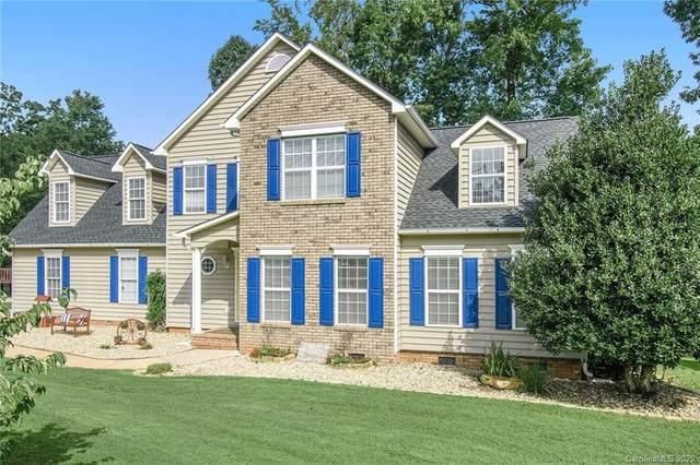 310 Oakview Drive, Salisbury, NC 28146 (#3655001) :: Johnson Property Group - Keller Williams