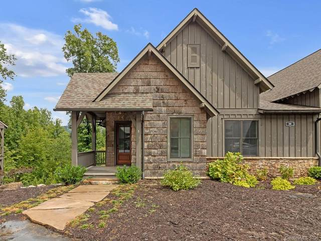 38 E Saddle Notch Lane #5, Tuckasegee, NC 28783 (#3655007) :: LePage Johnson Realty Group, LLC
