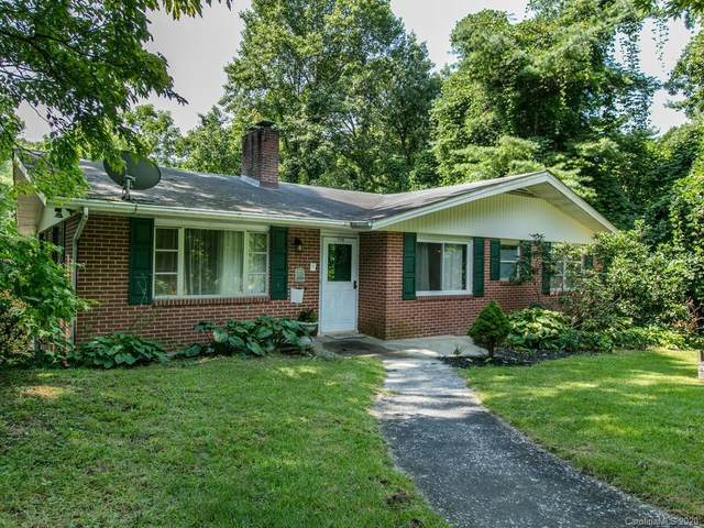 1110 Sylvan Boulevard, Hendersonville, NC 28791 (#3655017) :: Premier Realty NC
