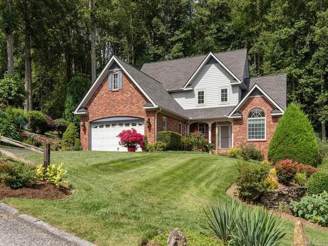 511 Red Fox Court, Hendersonville, NC 28792 (#3655040) :: Rinehart Realty