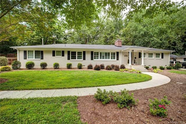 4711 Stafford Circle, Charlotte, NC 28211 (#3655063) :: Keller Williams South Park