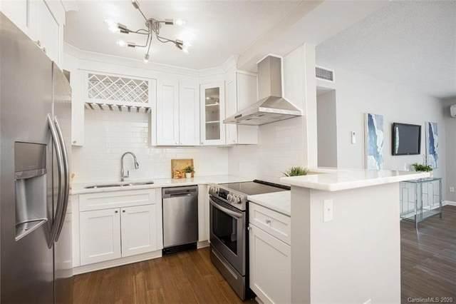 2503 Roswell Avenue #307, Charlotte, NC 28209 (#3655137) :: Homes Charlotte