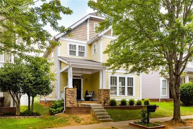 16607 Spruell Street, Huntersville, NC 28078 (#3655272) :: High Performance Real Estate Advisors