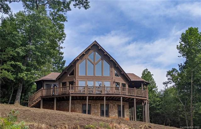 884 Buffalo Shoals Road, Lake Lure, NC 28746 (#3655319) :: Ann Rudd Group