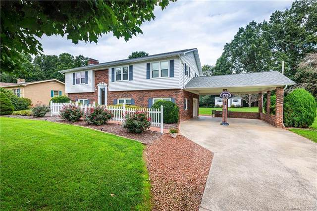 1268 Mountain Shadows Drive, Morganton, NC 28566 (#3655360) :: Stephen Cooley Real Estate Group