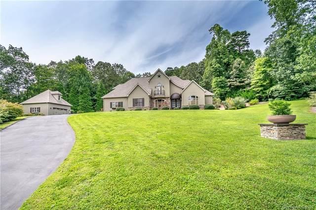 153 Burge Mountain Road, Hendersonville, NC 28792 (#3655425) :: Rinehart Realty