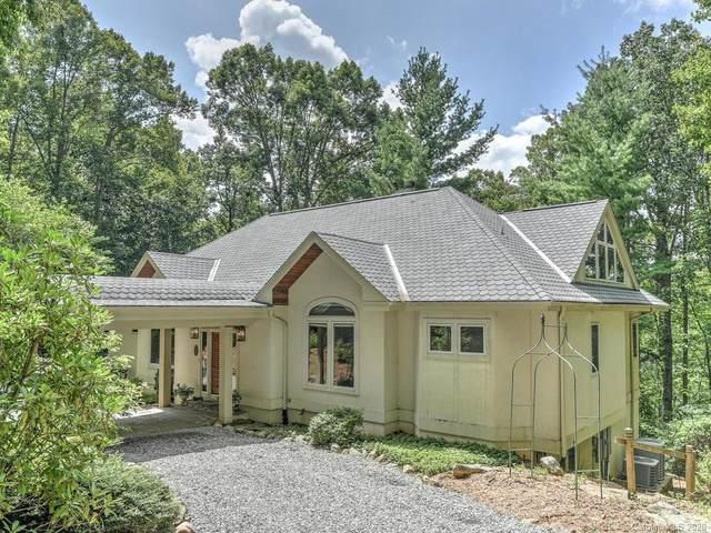 124 Hawk Ridge, Asheville, NC 28804 (#3655506) :: Johnson Property Group - Keller Williams