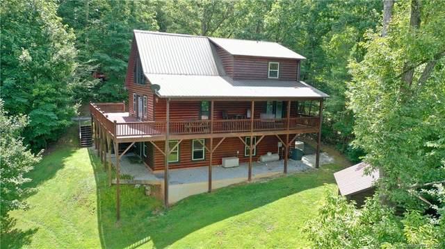 173 Holley Mountain Top Road, Whittier, NC 28789 (#3655528) :: Rinehart Realty