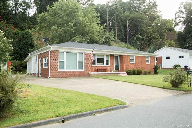 33 W Glenview Street, Marion, NC 28752 (#3655534) :: Odell Realty